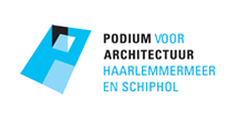 banner podium architectuur