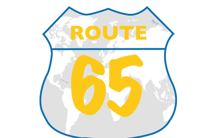 Route 65 Scandinavië (2019)